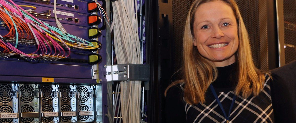 - Hvis Vestlandet lykkes med å bygge en posisjon som en grønn region for store globale datasentre, vil det gi regionen en fremtidsrettet og offensiv posisjon i det grønne skiftet, sier Ingrid Von Streng Velken konserndirektør for innovasjon og utvikling i BKK.