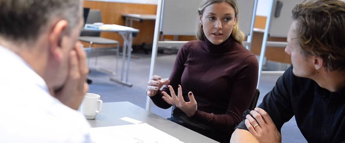 Cruise companies and other major industry players took part in a workshop in Bergen, to discuss the industry's climate impact.