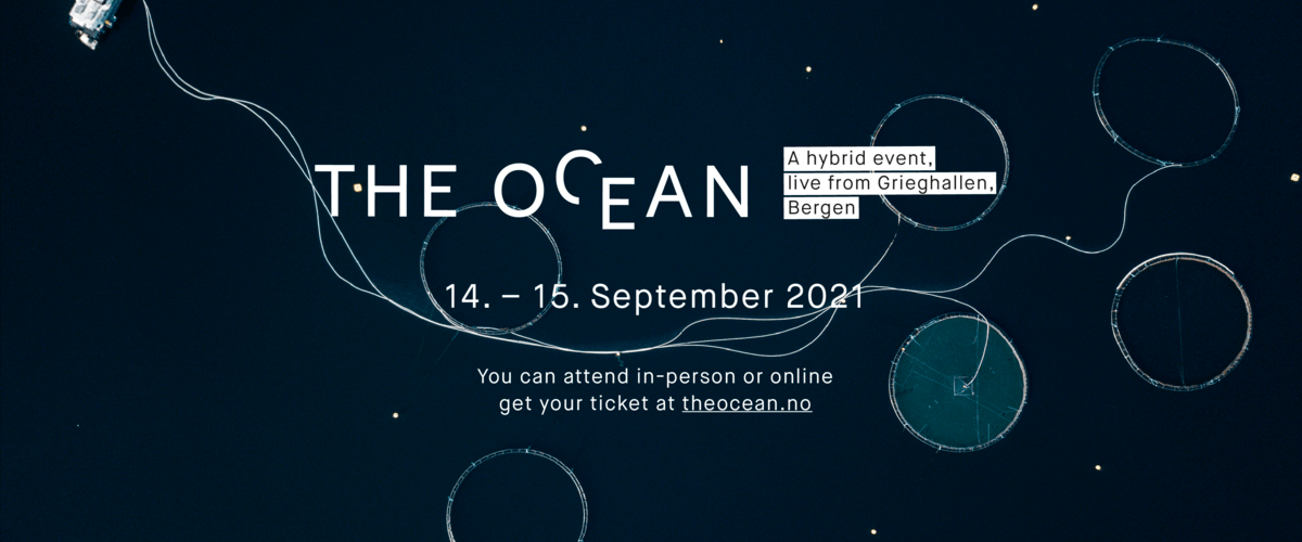 Join us for THE OCEAN (c.o. THE OCEAN)