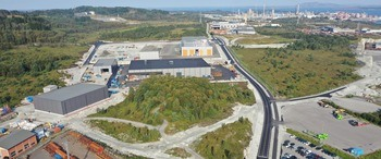 A million square feet of industrial land has been opened up for development in the Mongstad region.