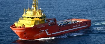 Viking Energy will be the first ever ship fitted with clean ammonia fuel cell technology.