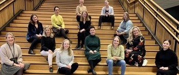 A network in Bergen is encouraging more women to become project leaders within some of Norway's most male-dominated industries. Members of the network's second cohort, pictured here, have now shared their thoughts on what the initiative means for them.