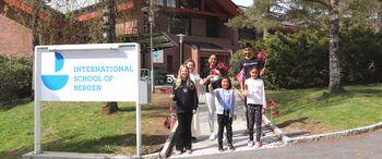 The International School of Bergen (Photo courtesy of ISB)