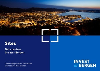This brochur is presenting the data centres in Grater Bergen.