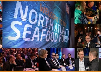 The NASF event in Bergen brings together around 800 seafood professionals from 30 countries.