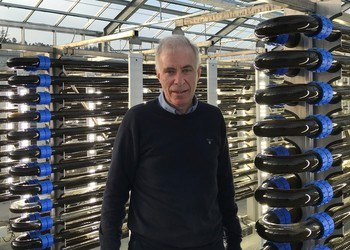 The company CO2Bio is developing more sustainable fish feed, using waste carbon dioxide. The company's CEO, Svein M Nordvik (pictured), explains how the process works.