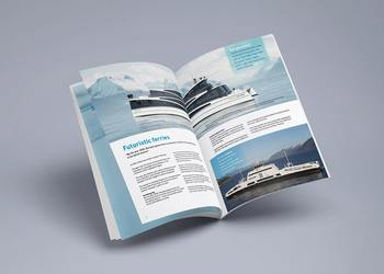 The publication focuses on the latest exciting trends within the region, such as the move towards clean energy and greater digitalization.