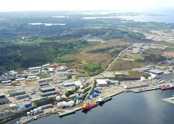 "Mongstad Industrial Park wants to become the ""green spot"" of Norway, by offering favourable conditions for sustainable businesses."